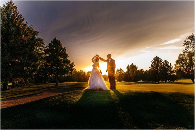 nebraska wedding photographer | scottsbluff country club wedding
