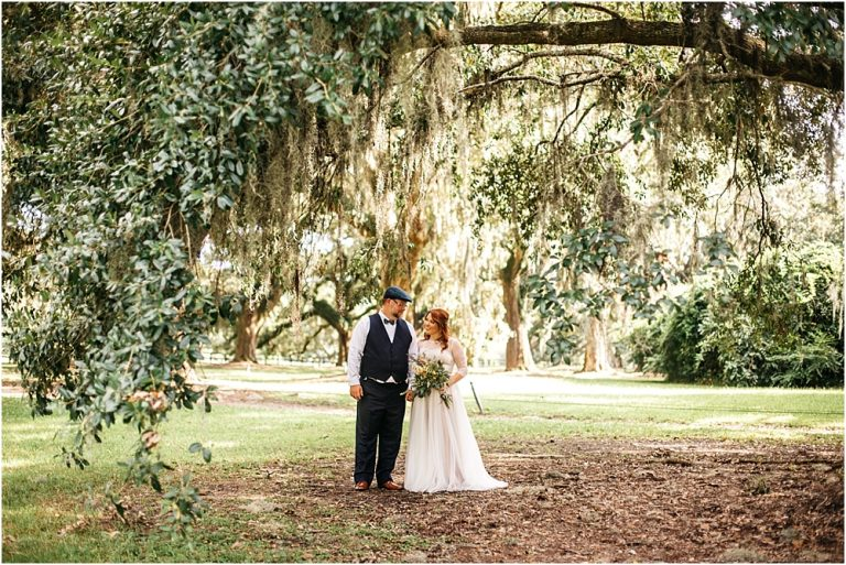 charleston, south caroling wedding photographer | boone hall plantation wedding