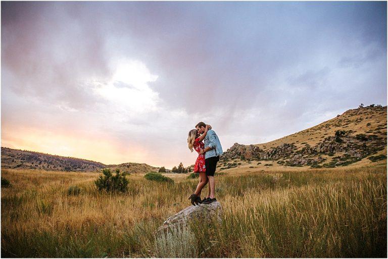Boulder Engagement Photographer | Couples Session